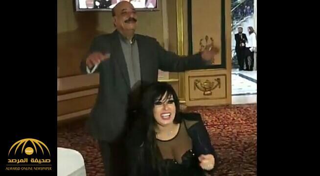 شاهد: رقص الأم المثالية فيفي عبده مع فايق عزب.. والجمهور: ايه ده ياعم فايق!