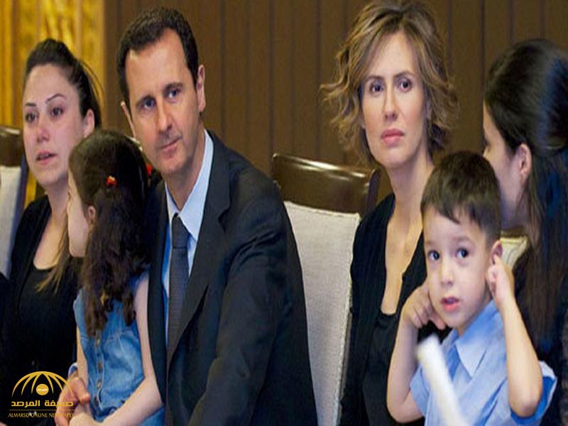 """تفاصيل جديدة حول أنباء عن تهريب عائلة """" بشار الأسد إلى"""" إيران خوفا عليهم من القصف الأمريكي"""