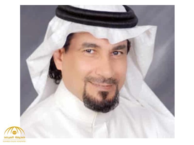 """الكاتب """"فهد الأحمري"""" يكذب خبر وفاته لـ """"المرصد"""".. كانت رسالة من ابن مراهق أثناء نومي!"""