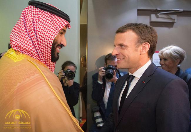 """الرئاسة الفرنسية تعلن رسمياً موعد زيارة ولي العهد لـ «باريس».. """"ستدور المحادثات في هذا الشأن"""""""