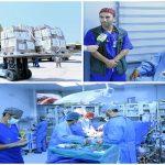 """بعدما وجدت استجابة عاجلة من قوات """"دعم الشرعية"""" لعلاج مرضى باليمن .. هذا ما توجهت به منظمة دولية إلى خادم الحرمين-صور"""