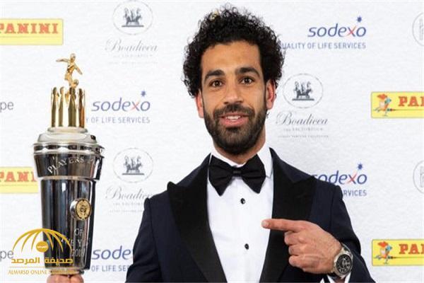 """مواطن يهدي """"محمد صلاح"""" أرضًا بمكة بعد فوزه بلقب أفضل لاعب في الدوري الإنجليزي"""