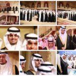 بالصور و الفيديو : رئيس تحرير «المرصد» يشهد حفل تخرج ابنه «عبد العزيز» من ثانوية «الأندلس» بجدة