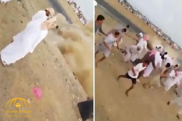 """بالفيديو: حادث مروع خلال ممارسة التفحيط  في """" سلطنة عمان"""""""