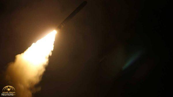 صواريخ مجهولة استهدفت مواقع عسكرية للنظام السوري في ريف حمص وقرب دمشق