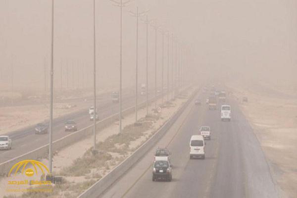 الأرصاد: انخفاض الحرارة ورياح مثيرة للغبار والأتربة على 6 مناطق
