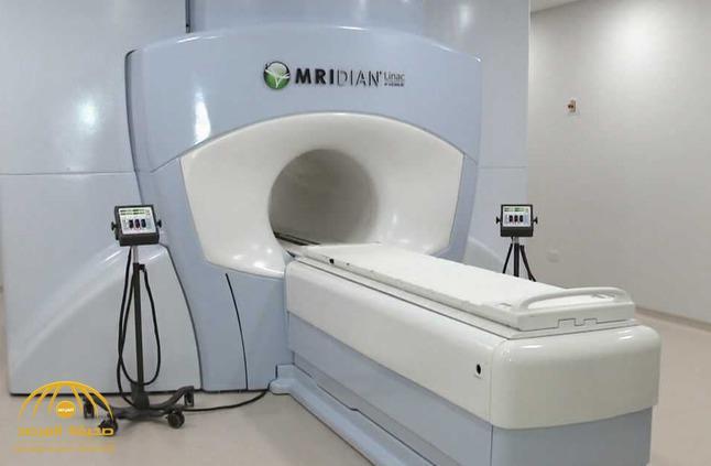 شاهد.. مستشفى إماراتي يكشف عن أحدث جهاز لعلاج الأورام في العالم