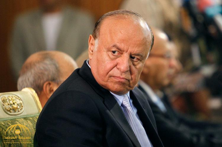 """أول تعليق من حكومة الرئيس اليمني """"هادي"""" على مقتل """"الصماد"""".. هذا ما كان يفعله في أيامه الأخيرة"""