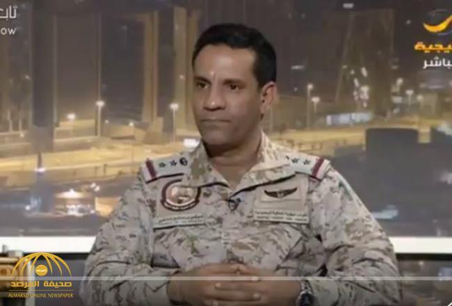 «حولوا اليمن لحقل تجارب» .. بالفيديو : التحالف يكشف عن دليل إدانة جديد لإيران في إطلاق الصواريخ على المملكة