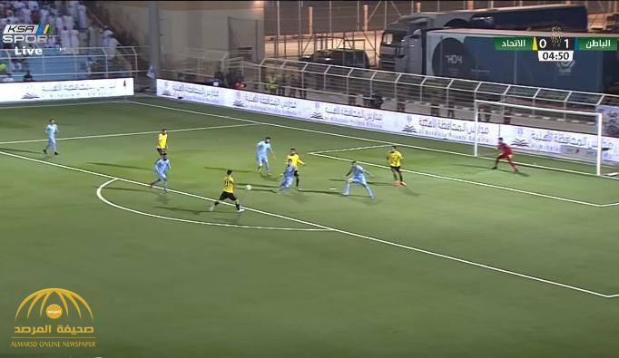 بالفيديو : الاتحاد يقلب الطاولة على الباطن بستة أهداف و يتأهل إلى نهائي كأس الملك