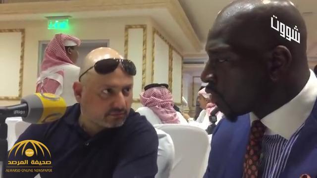 بالفيديو .. المصارع «تيتوس أونيل» يكشف عن أكثر ما جذب انتباهه بالمملكة.. ويرد على من يصف السعوديين بالمتشددين