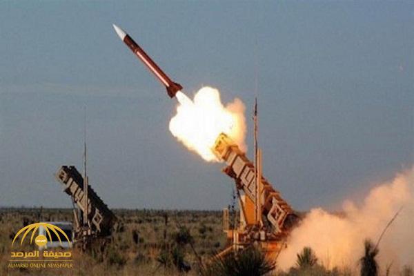 الدفاع الجوي يعترض صاروخا باليستيا أطلقته الميليشيات الحوثية باتجاه نجران