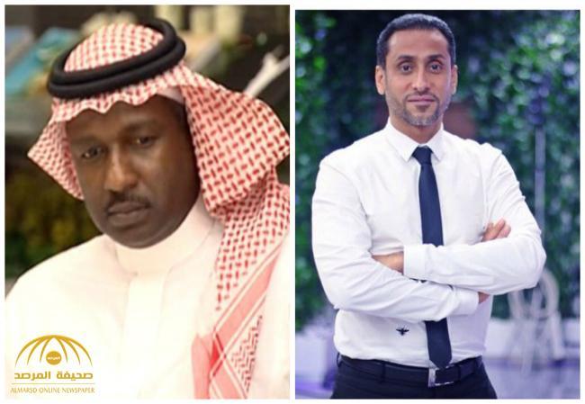 """سامي الجابر يتفوق على ماجد عبدالله في استفتاء """"آل الشيخ"""""""