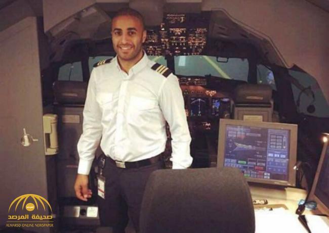 """السفارة السعودية في مدريد تعلق على اختفاء الطيار """"المطيري"""" في إسبانيا .. وتؤكد سقوطه في البحر"""