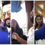 """فيديو: شاب كويتي يداعب ويمازح الفنانة """"ياسمين صبري"""" .. هل يوجد علاقة حب بينهما؟"""