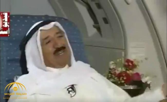 شاهد .. أمير الكويت يكشف عن سر حبه في قضاء إجازته الخاصة بالصومال!