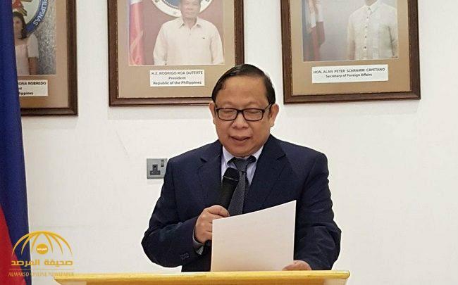 الكويت تطرد سفير الفلبين وتستدعي سفيرها من مانيلا للتشاور
