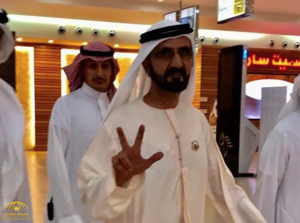 شاهد.. محمد بن راشد يتجول في أسواق الظهران بالشرقية