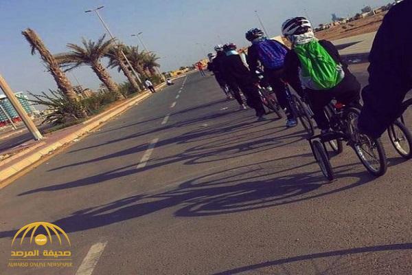 للمرة الأولى بالمملكة.. سباق دراجات نسائي في جدة اليوم وهذا ما ستحصل عليه الفائزات!