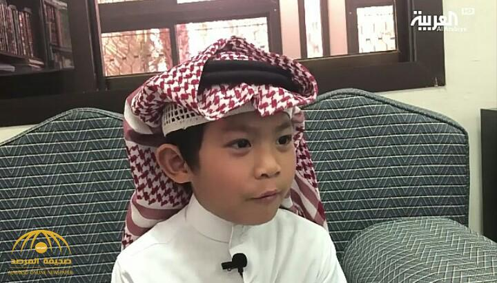 بالفيديو.. شاهد طفل فلبيني  يعيش عند أسرة سعودية ويتحدث اللغة العربية بطلاقة