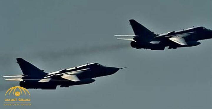 روسيا تنشر طائراتها في إيران