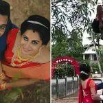 شبهوه بالخفاش .. شاهد.. مصور هندي يشعل مواقع التواصل أثناء جلسة تصوير لعروسين