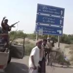 بإسناد من قوات التحالف العربي .. شاهد ..  الجيش اليمني على مشارف الحديدة