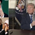 شاهد..كيف سخر نشطاء على تويتر من النظام الإيراني بعد انسحاب ترامب من الاتفاق النووي