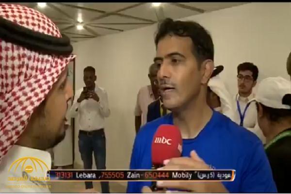 """فيديو.. ماذا قال """" الهريفي"""" عن قضية """" طارق التائب"""" .. وتعيينه نائبا لرئيس النصر؟"""