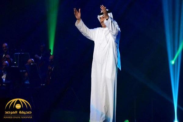 """بالفيديو.. ماذا قال الفنان محمد عبده لـ """" الشباب"""" في حفله الأول للعائلات بجدة!"""
