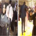 شاهد.. وصلة رقص غريبة لفتاة محجبة في حفل زفاف تثير ضجة في مواقع التواصل!