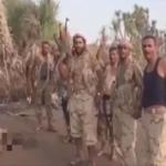شاهد..ضبط صواريخ حوثية بعد  فرارهم من مديرية الدريهمي باليمن!