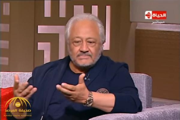 """بالفيديو: الفنان المصري """"خالد زكي"""" يكشف سبب اعتداء الممثلة """"عفاف شعيب"""" عليه وصفعه كف على وجهه!"""