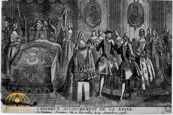 عادات غريبة للملكات عند الولادة.. وهذا ما فعلته ملكة فرنسا بعد اتهام زوجها بالضعف الجنسي!