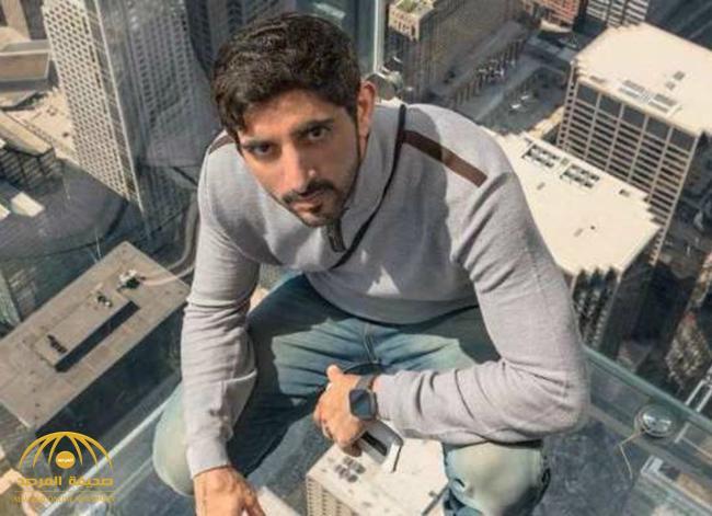ولي عهد دبي يظهر فوق ناطحة سحاب بأمريكا.. شاهد لقطات من جولته بالولايات المتحدة