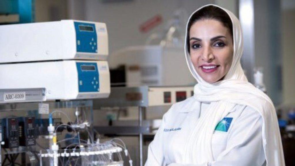 لأول مرة.. من هي السعودية التي حصلت  على جائزة امرأة العام للغاز والبترول.. وهذه رسالتها لنساء المملكة