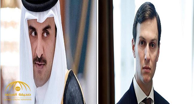 """صفقة مرتقبة بين """" قطر"""" وأسرة صهر """" ترامب"""" ومستشاره الأول!"""