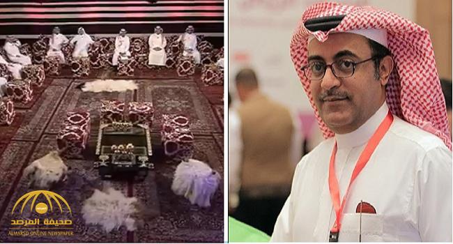 """بالفيديو.. """"خالد الفراج"""": يعتذر للإعلام الرياضي بعد السيكتش المسيء.. اعتبروها مزحة!"""