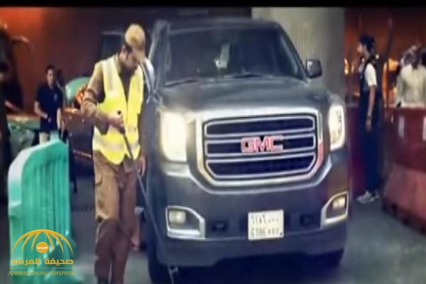 """بالفيديو.. رسالة عاجلة من """"الشرطة"""" بشأن الأسلحة النارية في الحرم المكي!"""