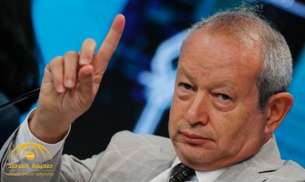 """أول تعليق من رجل الأعمال المصري """"ساويرس"""" بعد بيان """"آل الشيخ"""" وهذا ما طلبه من الخطيب!"""