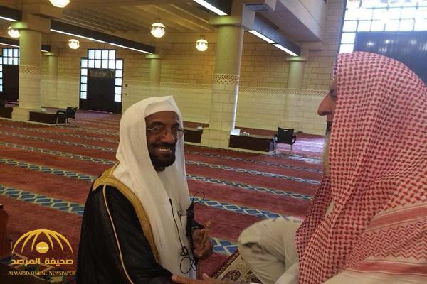 وفاة مؤذن جامع الإمام تركي بن عبدالله بالرياض -فيديو وصور