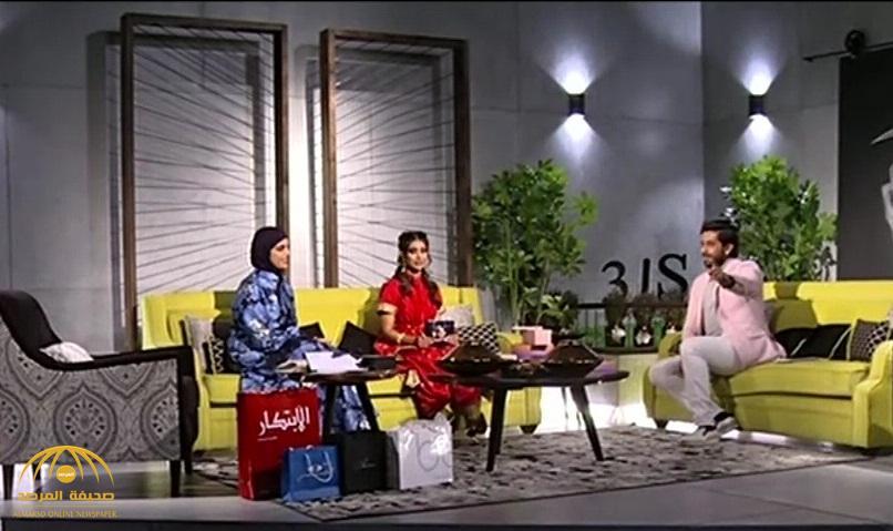 """بالفيديو : """"صالح الراشد"""" يكشف حقيقة علاقته بـ """"شيلاء سبت"""" .. وهذا سبب خلافه مع """"سارة الودعاني"""" في برنامج """"3S"""""""
