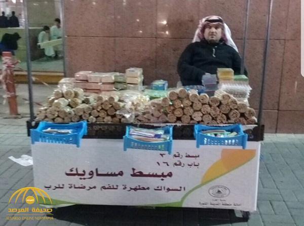 بالصور .. فتاة سعودية تساعد والدها بطريقة غير متوقعة !