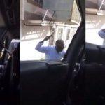 بالفيديو.. شخص يحمل مسدس و يهدد شباب سعوديين بالقتل في تركيا