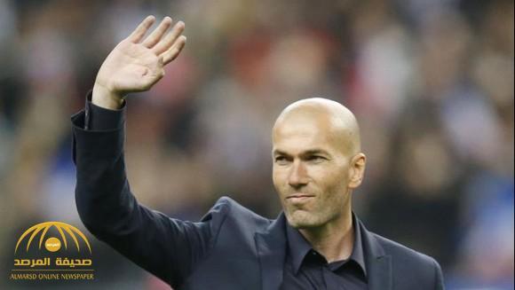 بعدما حقق معه دوري الأبطال … زين الدين زيدان يعلن استقالته رسمياً من تدريب ريال مدريد !