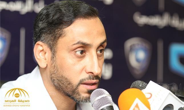 بالفيديو : سامي الجابر يكشف عن ديون نادي الهلال .. وهذا ما يقلقه