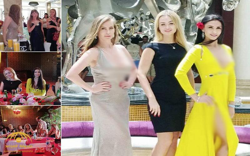 بالصور .. انطلاق مؤتمر مسابقة ملكات جمال الغردقة