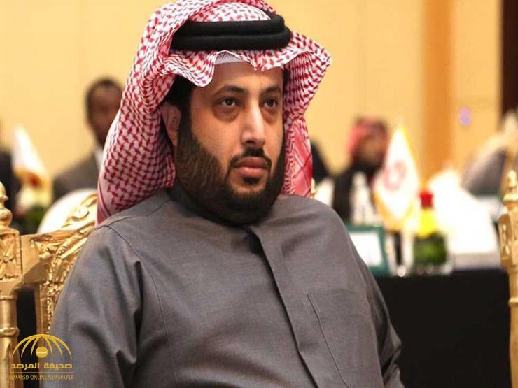 """أول تعليق من """"تركي آل الشيخ"""" على إصابة اللاعب محمد صلاح في نهائي أبطال أوروبا"""