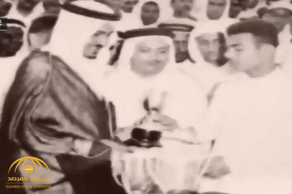 تفاصيل نادرة.. مضاربة عنيفة وسقوط قتيل توقف مباريات كرة القدم .. والملك عبدالعزيز يعيدها بشرط! -فيديو