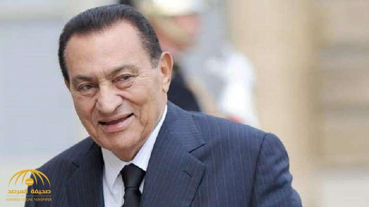 ظهور جديد.. شاهد: كيف بدا الرئيس الأسبق «حسني مبارك» في عيد ميلاده التسعين؟